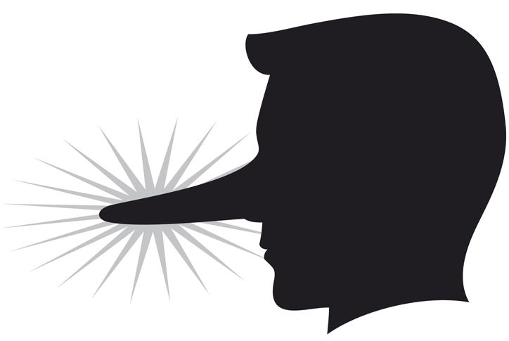 남자의 가장 흔한 10가지 거짓말