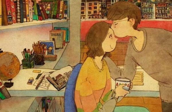 사랑은 사소함 속에 있다