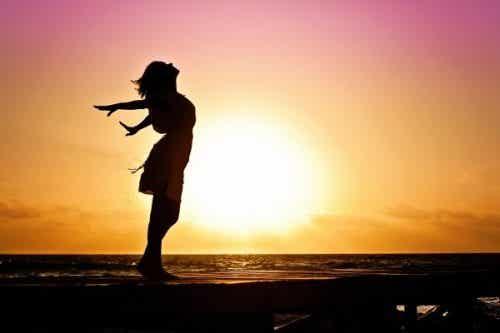 변화를 위한 용기는 자신의 내면에서 나온다