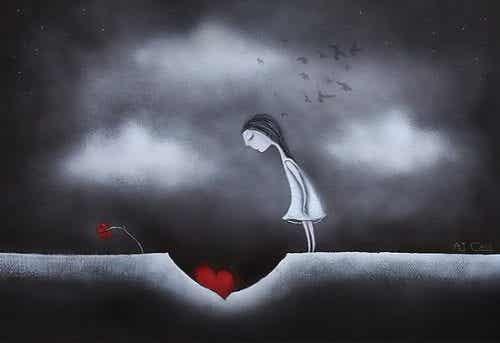 정서적 상처가 당신을 바꾸게 두지 말아라