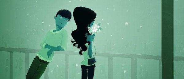 베푸는 것은 사랑을 담아야만 의미가 있다