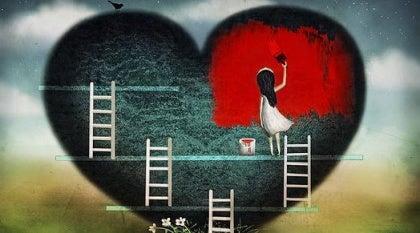 타인을 사랑하기 위해 자신을 사랑하라