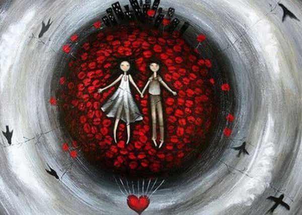사랑은 다른 사람을 소유하는 것이 아니다