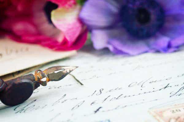 성숙한 여자로부터의 편지