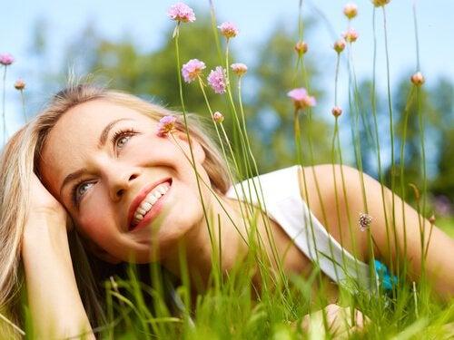 꿈을 발견하는 것은 행복의 첫 단계