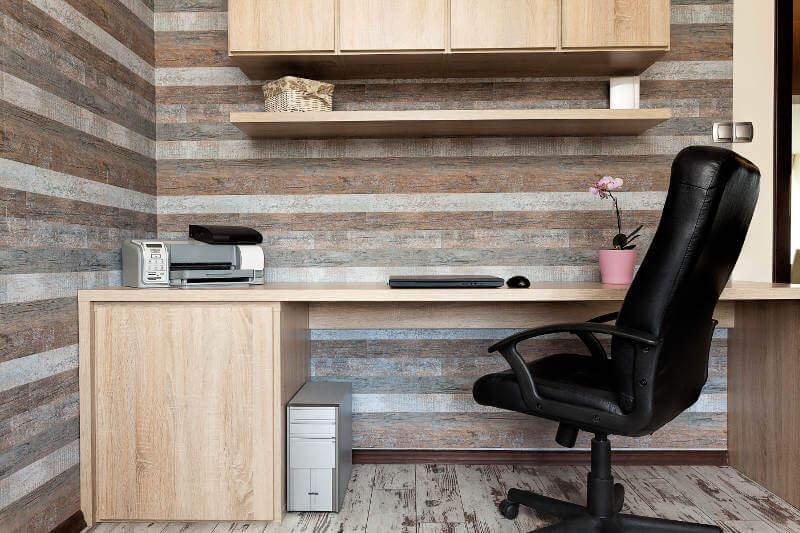 체계적인 사람들의 사무실