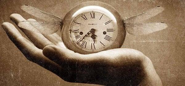 시계 - 현재를 즐겨라