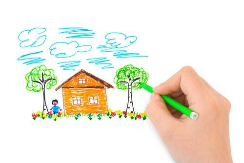 집, 나무, 사람(HTP) : 성격 테스트