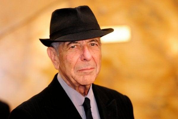 레너드 코헨: 음악에 시를 담은 음악가