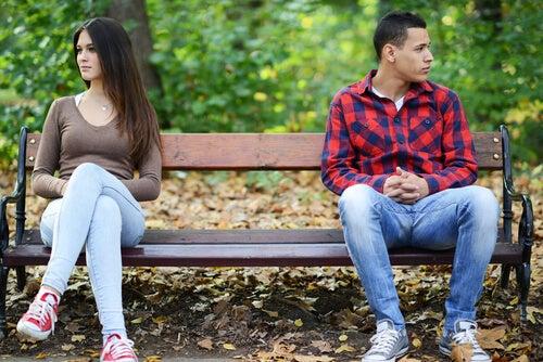 관계 초반의 주요한 장애물