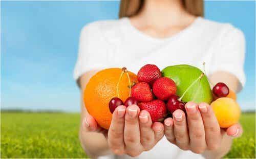 슈퍼 푸드: 뇌 기능을 향상시키는 영양소