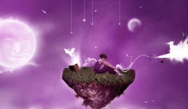 내 안에 세상의 모든 꿈이 있다