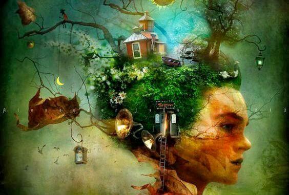 머리 속의 나무: 내 안에 세상의 모든 꿈이 있다