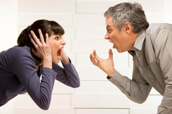 가정 내 폭력: 부부싸움