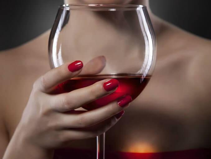 불면증 치유 방법: 와인