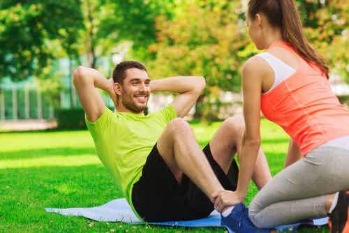 운동이 정신적인 삶을 어떻게 향상시키는가?