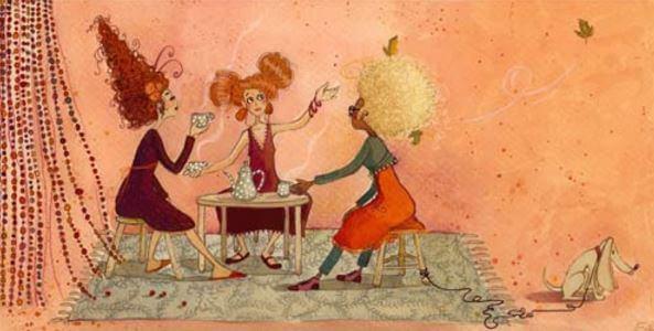 커피를 끓여줄 사람: 친구들과 커피 한 잔