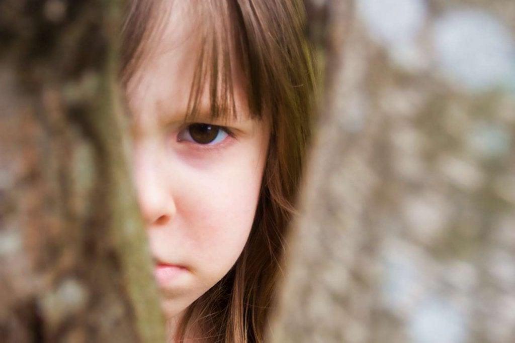 가정 내 폭력: 분노하는 아이