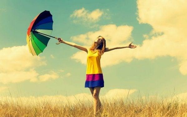 행복한 사람들의 7가지 특징