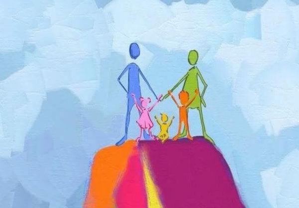 가족: 양육과 사랑은 함께 간다