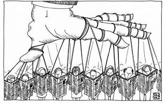 미디어가 우리를 조종하는 방법