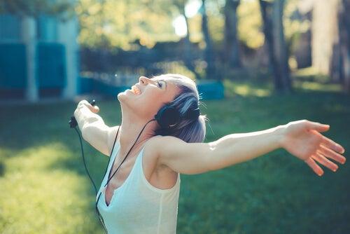 음악, 공기 속의 감정