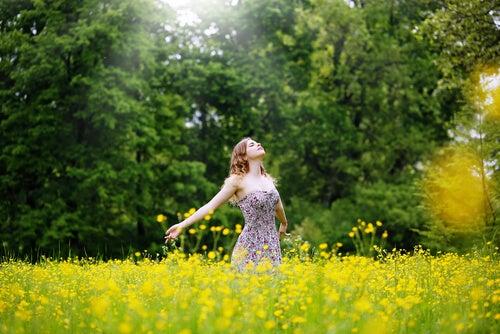 우리의 기분에 영향을 미치는 자연