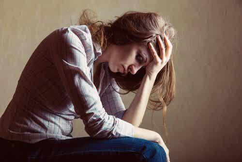 고통 그 자체보다 더 나쁜 고통에 대한 두려움