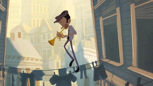 위기의 플로이드: 당신에게 힘을 줄 수 있는 한 편의 애니메이션