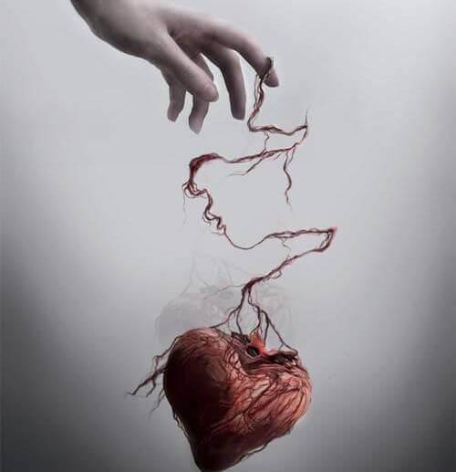 부서진 마음