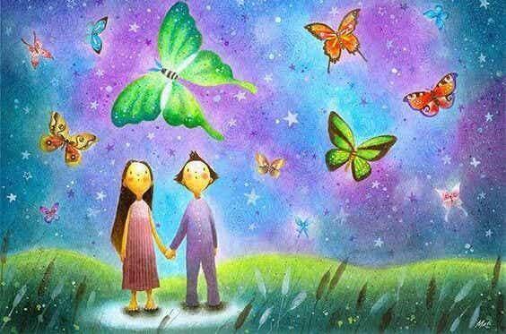 사랑이나 희망, 두려움에 매달리지 마라
