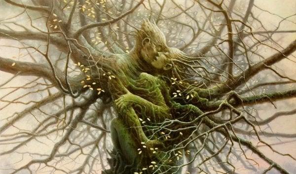 당신의 애무가 나의 영혼을 살린다