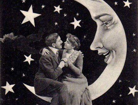 달 위의 연인