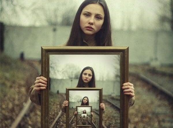당신이 가진 것이 아닌 당신이 누구인가가 당신을 정의한다