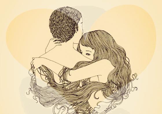 내향적인 사람의 사랑