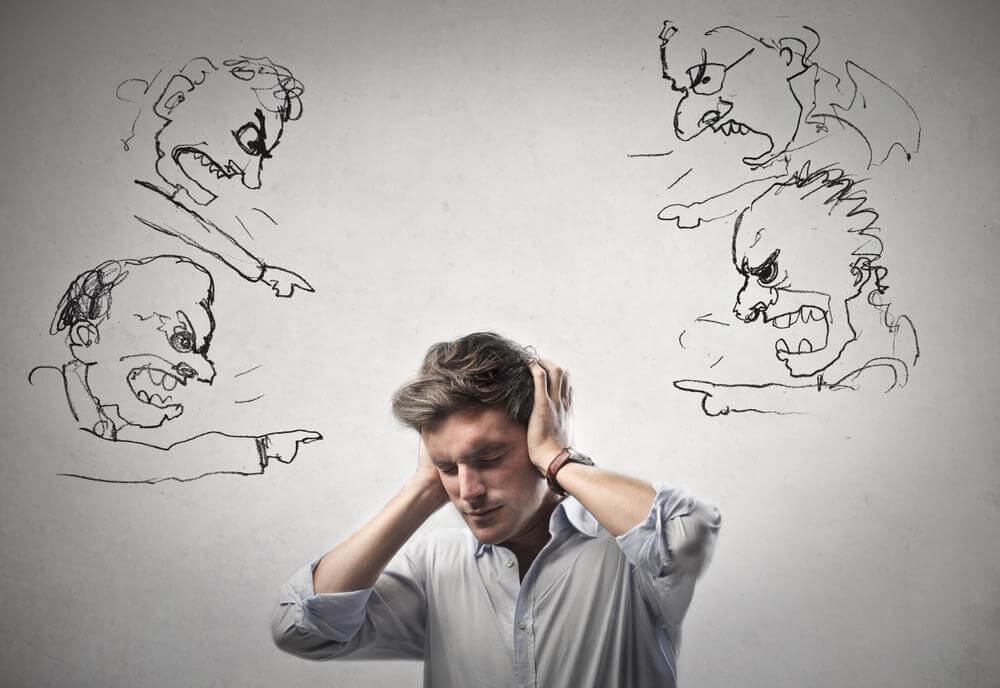칭찬과 비판: 비난사는 사람들