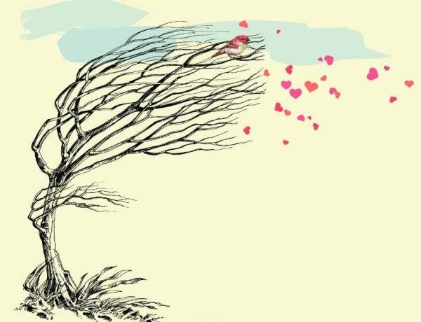 사랑에 대해 그린 그림