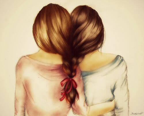 사랑은 함께 있기를 원하는 것이다