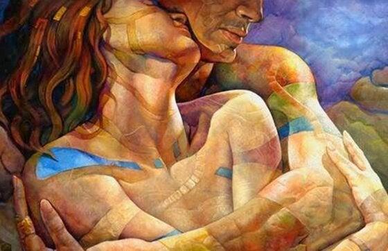 심호흡을 하고, 두려워하지 말라, 진정한 사랑은 인내한다