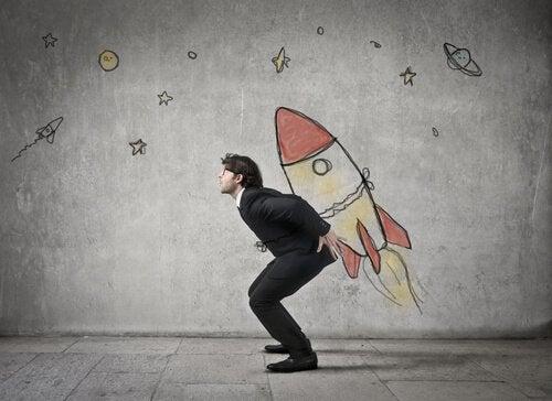 등에 로켓을 진 남자: 똑똑한 사람들이 어리석은 행동을 하는 이유