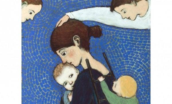 아이들을 지키는 엄마: 딸이 영원히 아이 같기를 원하는 엄마들