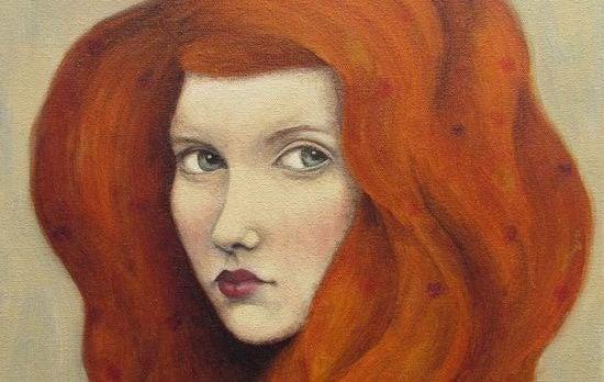 빨강머리 여자: 변화하지 않는 것에 대한 핑계는?