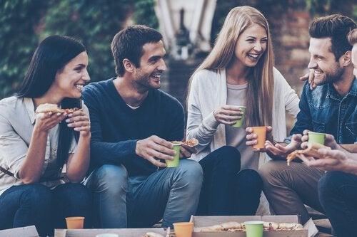 친구들과의 파티
