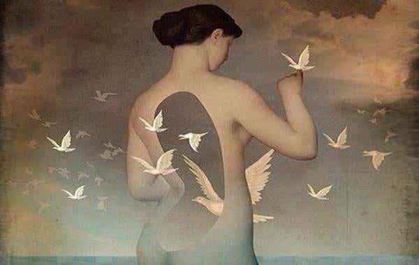 용서한다는 것은 분노를 흘려보내는 것을 의미한다