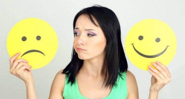부정적인 생각을 긍정적인 생각으로 바꾸기