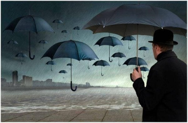 불안정한 사람을 드러내는 4가지 표시