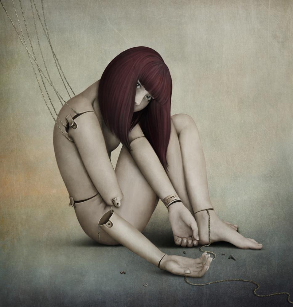 감정의 포식자가 만든 감옥에 갇히지 않는 방법