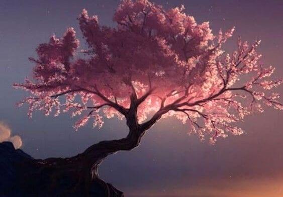 도교에서 말하는 정화의 나무
