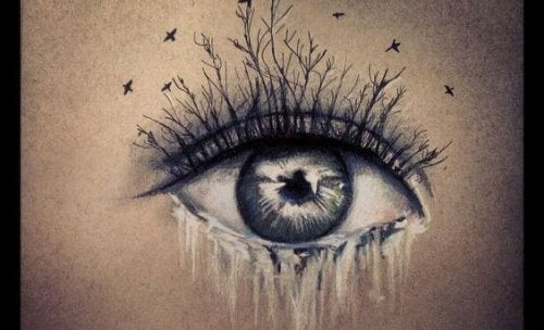 눈물이 있는 곳에 희망도 있다