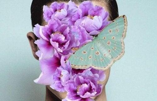 꽃과 나비로 가려진 얼굴: 결과를 마주하기